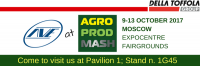 Ave Technologies at Agro Prod Mash 2017